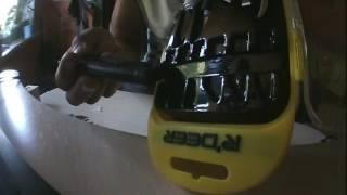 видео инструмент долото