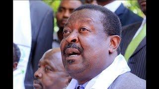 Mudavadi faults Ruto over TJRC report