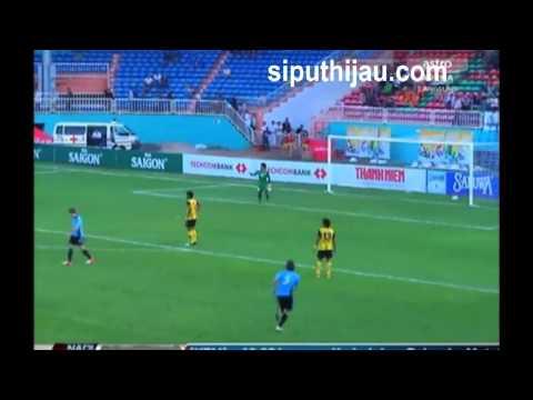 Malaysia u21 vs Sydney FC u21 Vietnam Newspaper Cup 2012
