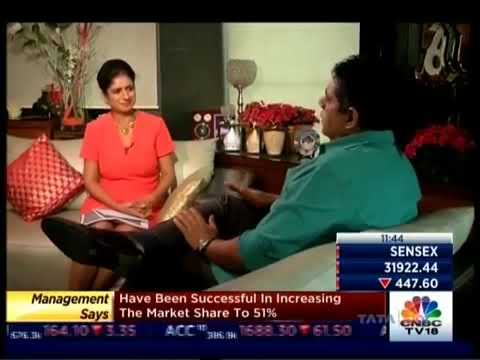 CNBC - The CNBC TV18 Weekender 23 Sept 2017 ft. Zuzer Lucknowala, MD, Party Cruisers Ltd.