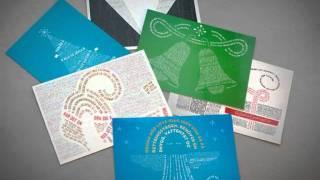 The Swedish Postal Service  - Magical Christmas Cards