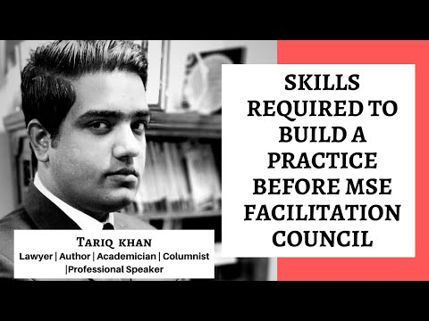 Skills Required To Build A Practice Before MSE Facilitation Council | Tariq Khan