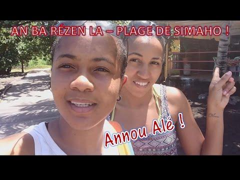 GUADELOUPE - Plage et saveurs à Simaho! (English subtites)
