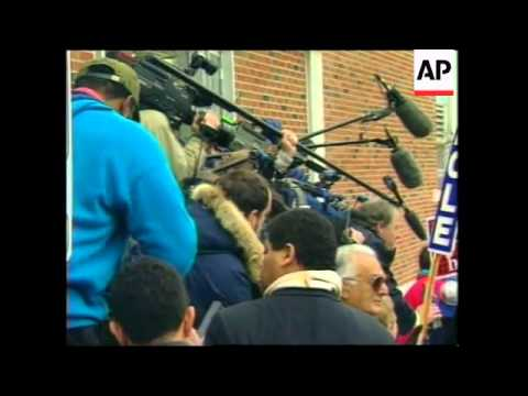 USA: NEW HAMPSHIRE: PRESIDENTIAL PRIMARIES VOTING BEGINS