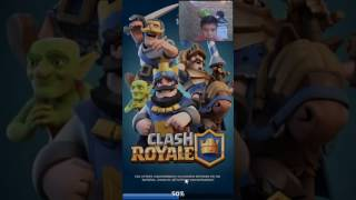 THE ADDITION OF CLASH ROYALE I BECOMES ADDICTED, THE BEST OF CLASH ROYALE