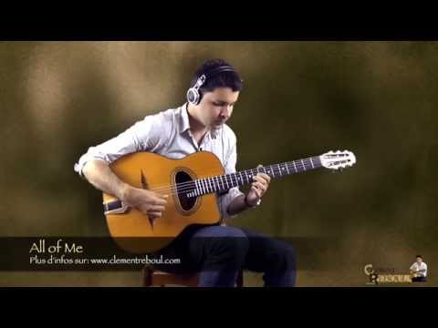 All of Me - Jazz Manouche - Clément Reboul