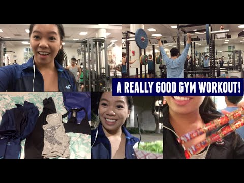 Homework, Panels & An Amazing Gym Workout!