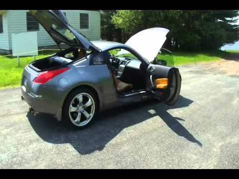 2007 nissan 350z grand touring youtube. Black Bedroom Furniture Sets. Home Design Ideas
