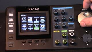 Tutorial on How to Format SD card with TASCAM DP24 DP24SD DP32