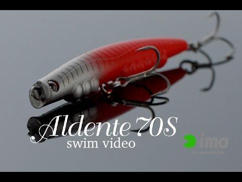 ima NEW PRODUCT Aldente 70S (アルデンテ70S) スイム動画