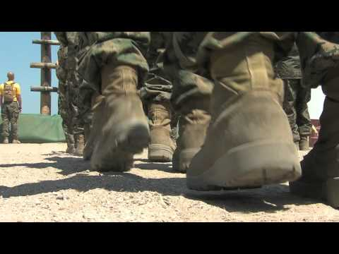 CBS 7 Marine Boot Camp, San Diego California, July 6th thru 10th - Part 2
