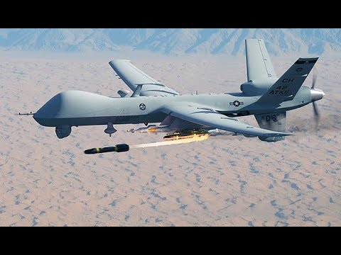 Donald Trump Lifts Drone Strike Restrictions