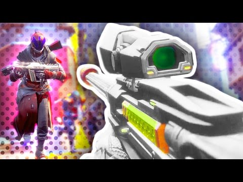 DESTINY 2 - SNIPING with the NEW Copperhead-4SN