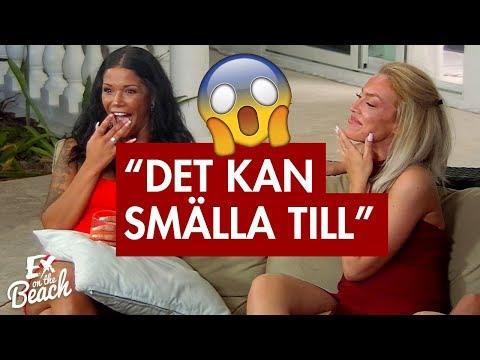 Ex on the Beach Sverige | Vem är falskast i huset? Diana och Melissa blir grillade!