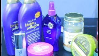 How to grow your hair out (Drugstore)