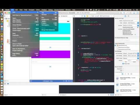 Lev2-5.클래스 기초  - 왕초보를 위한 스위프트 프로그래밍 강좌[iOS app development with xcode&swift]