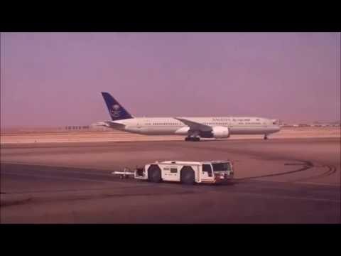 Saudi Airlines airbus a321 Riyadh to Alexandria