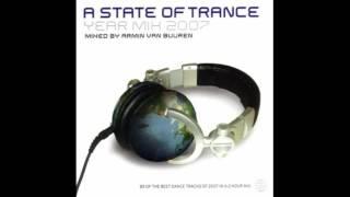 Обложка Armin Van Buuren A State Of Trance Year Mix 2007 CD 1