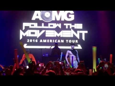 2016 AOMG North America Tour - Dallas