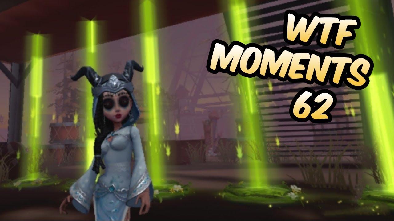 Identity V WTF Moments 62
