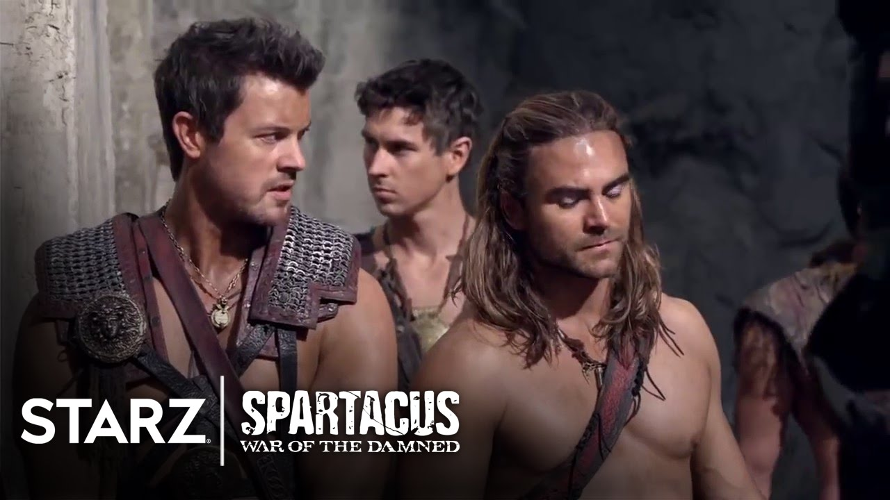 Spartacus: War of the Damned | Episode 3 Preview | STARZ ...