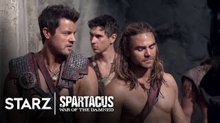 Spartacus | War of the Damned Episode 3 Preview | STARZ