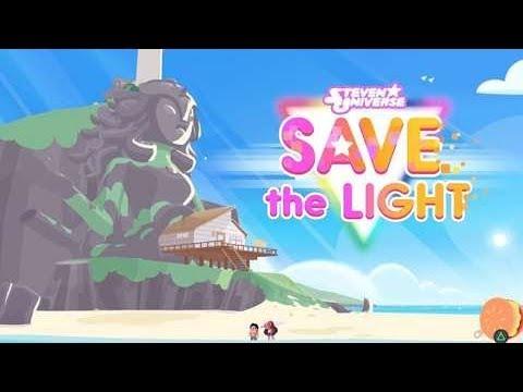 STEVEN UNIVERSE SAVE THE LIGHT All Cutscenes Movie (Game Movie)