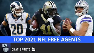 Top 15 NFL Free Agents In 2021
