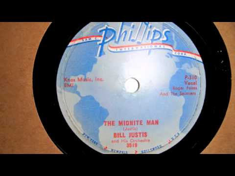 Phillips 3519. Bill Justis plays Raunchy.