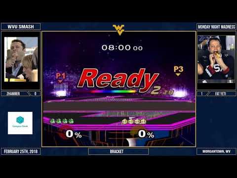 Monday Night Madness 5 - ZHammer vs Fat Yeti - Losers Round 2
