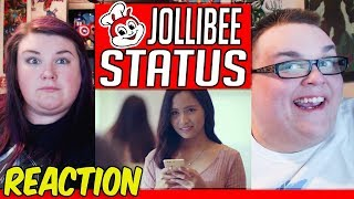 Kwentong Jollibee 2018: Status REACTION!! 🔥