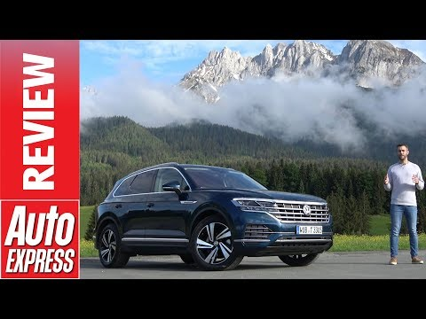 New Volkswagen Touareg 2018 review - Big SUV makes huge leap in quality and tech