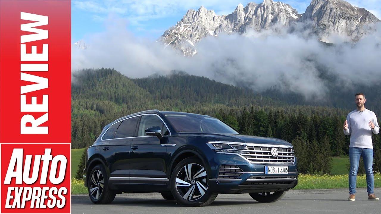 New Volkswagen Touareg 2018 review | Auto Express