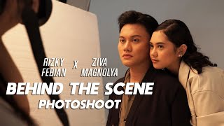 Download BEHIND THE SCENE PHOTOSHOOT RIZKY FEBIAN & ZIVA MAGNOLYA 'TERLUKIS INDAH'