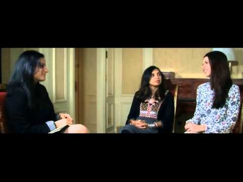 Margarita with a Straw - NISU President talks to Kalki Koechlin & Shonali Bose