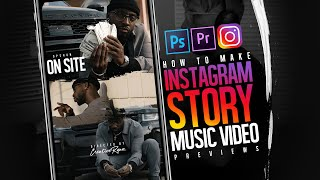 How To Make Instagram Story Music Video Previews! (Adobe Premiere Pro) screenshot 5