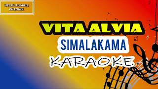 Cover images VITA ALVIA-SIMALAKAMA-KARAOKE NO VOCAL