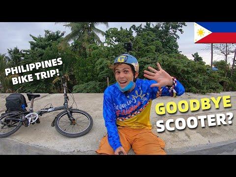 CANADIAN BIKING IN CAGAYAN DE ORO PHILIPPINES - Goodbye BecomingFilipino Scooter!