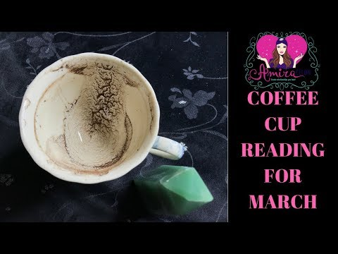 March Turkish Coffee Cup Reading with Amira ☕☕