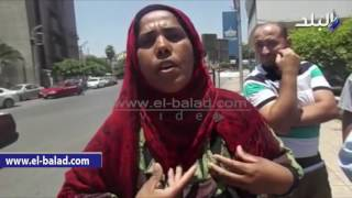 بالفيديو والصور..أهالى عزبة عاصم بالدقهلية:'مش لاقيين ميه نشرب'