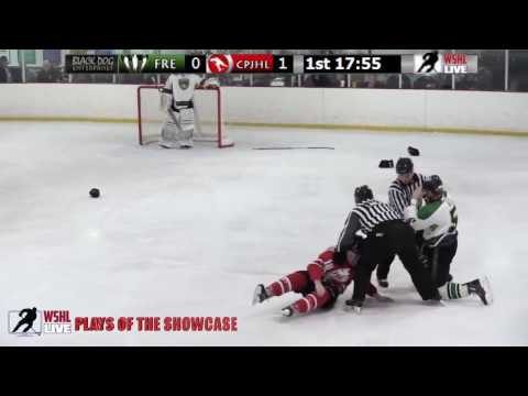 2016 WSHL Shootout Plays of The Showcase