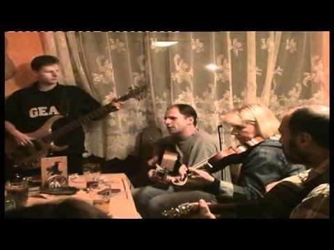 Country music v český hospůdce v Teplýšovicích