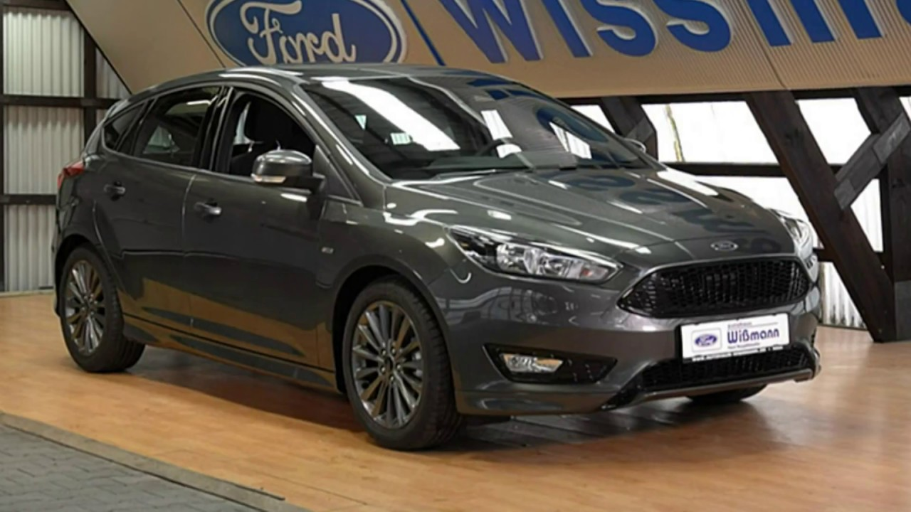 ford focus st line gcc5gs53148 magnetic grau autohaus wissmann youtube. Black Bedroom Furniture Sets. Home Design Ideas
