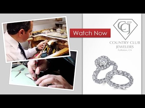 Jewelry Repair Fullerton CA - Country Club Jewelers