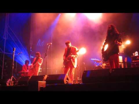 Wyoming & Los Insolventes II   Azkena Rock Festival 24 06 2017