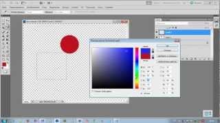 Работа со слоями в программе Adobe Photoshop часть 1