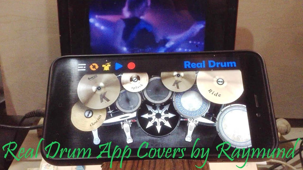 Download SCORPIONS - STILL LOVING YOU | Real Drum App Covers by Raymund
