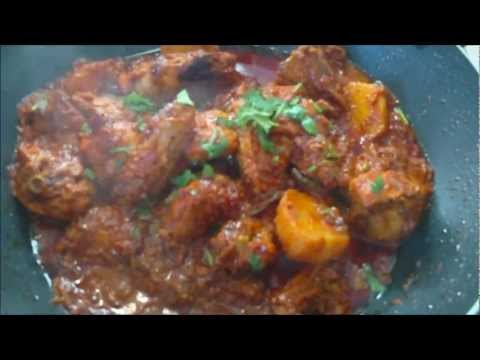 How To Make Chicken Curry Karai