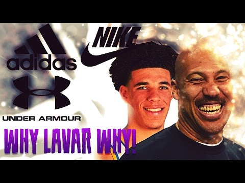 DID LAVAR BALL SCREW HIS SON LONZO OUT OF MILLIONS OF DOLLARS?