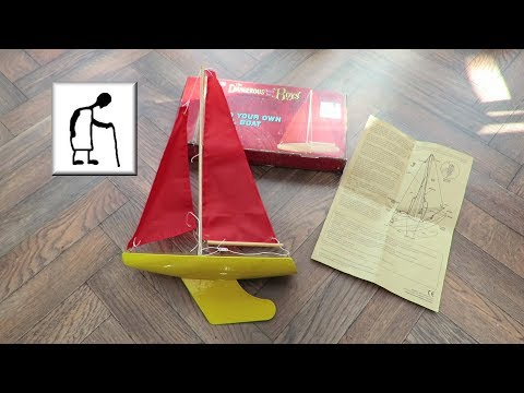 Build Your Own Model Boat Kit Part 1